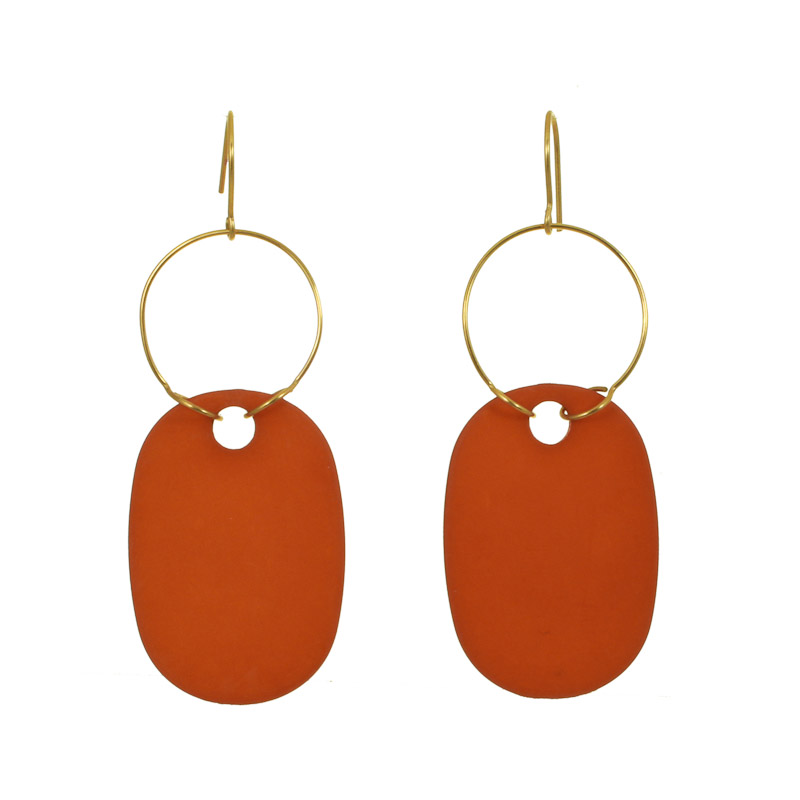 Annika Inez Pierce earrings