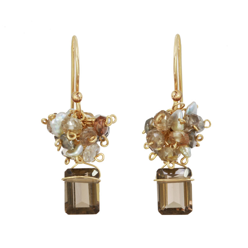 Michelle Pressler Pierce earrings
